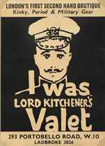 I Was Lord Kitcheners Valet