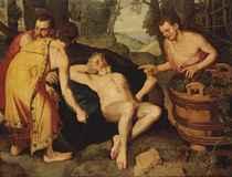 ENTOURAGE DE FRANS FLORIS (ANVERS 1519-1570)