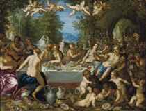 HANS ROTTENHAMMER (MUNICH 1564/5-1625 AUGSBOURG) et JAN BRUE