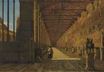 Le Camposanto à Pise