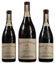 Châteauneuf-du-Pape, Rouge  --Vintage 1995 magnum (1)  --Vin