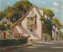 Old France in Florida