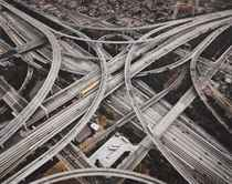 Highway #2, Intersection 105 & 110, Los Angeles, CA, 2003
