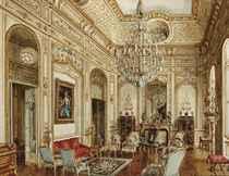 Grand Salon, Hôtel Rodocanachi