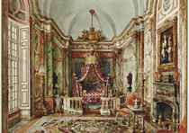 Grande chambre, Hôtel Rodocanachi