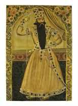 A PORTRAIT OF FATH ALI SHAH