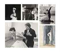 Margot Fonteyn and Rudolf Nureyev in Frederick Ashton's Ballet 'Marguerite and Armand', 1963