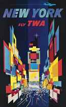 NEW YORK FLY TWA