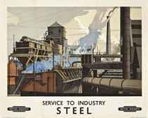 SERVICE TO INDUSTRY, STEEL