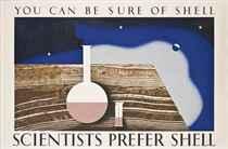SCIENTISTS PREFER SHELL