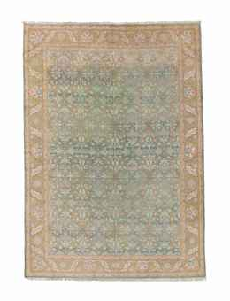 A Khotan carpet