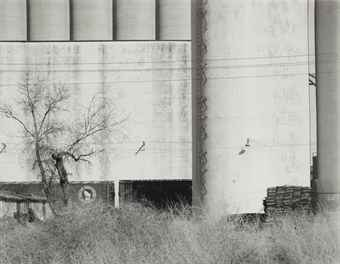Grain Elevators I, Minneapolis, 1949