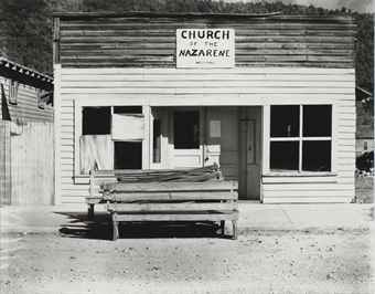 Church of the Nazarene, Tennessee, 1936