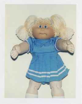 Cabbage Patch Doll, 1980s