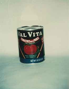 Can of Tomatoes, 1970s