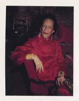 Diana Vreeland, 1970s