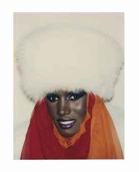 Grace Jones, 1984