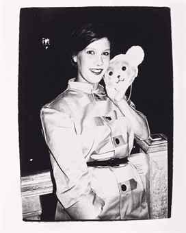 Princesse Diane de Beauvau-Craon, 1980s