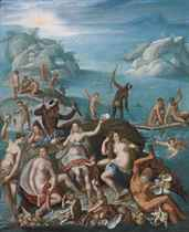 Allegory of the Treasures of the Sea