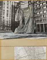CHRISTO (NÉ EN 1935) ET JEANNE-CLAUDE (1935-2009)