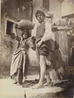 Two Sicilian Youths, c. 1916