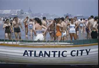 Atlantic City, NJ, 1958