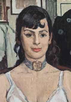 Portrait of Hanna Weil