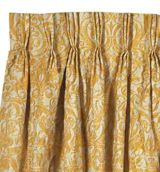 Permanent Shower Curtain Rod Indigo and Cream Curtains