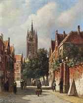 Petrus Gerardus Vertin (Dutch, 1819-1893)