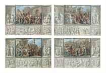 Scenes from Roman history