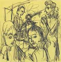 Ernst Ludwig Kirchner (1880-1938)