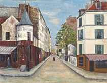 Rue Marcadet, Montmartre