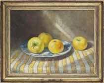 Apples in sunlight