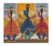 Bharat Natayam Dancers (South India)