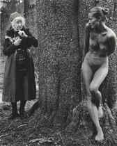 Imogen and Twinka at Yosemite, 1974