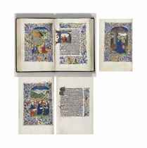 BOOK OF HOURS, use of Utrecht, in Dutch, ILLUMINATED MANUSCR