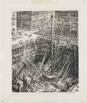 Manhattan Excavation (Campbell/Dodgson 390)