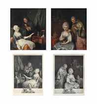 'La Mere Indulgente'; and 'Les Conseils Maternels'