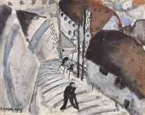 Die Treppe, 1907
