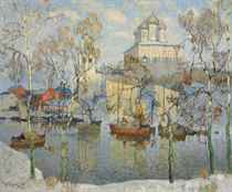 Russian province in Spring