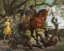 Magical Girl: Animal Cavalier