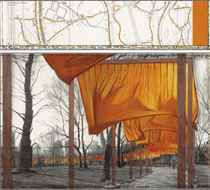 The Gates, Project for Central Park, New York City