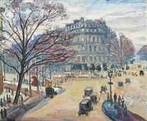 Le Carrefour Villiers, Paris