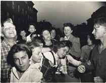 Their First Murder, 1941