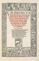 GAIUS PLINIUS SECUNDUS (23-79)