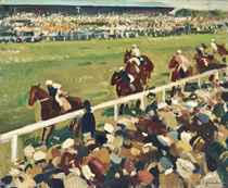The St Leger, 1937