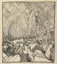 George Wesley Bellows (1882-1925)