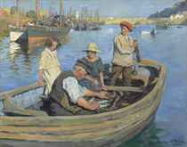 The fishermen's expedition
