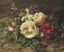 Geraldine Jacoba Sande De Van Bakhuyzen (Dutch, 1826-1895)
