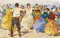 A dance on the shore
